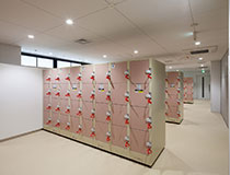 更衣室・ロッカー室(屋内プール専用)