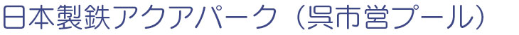 日本製鉄アクアパークサイトロゴ